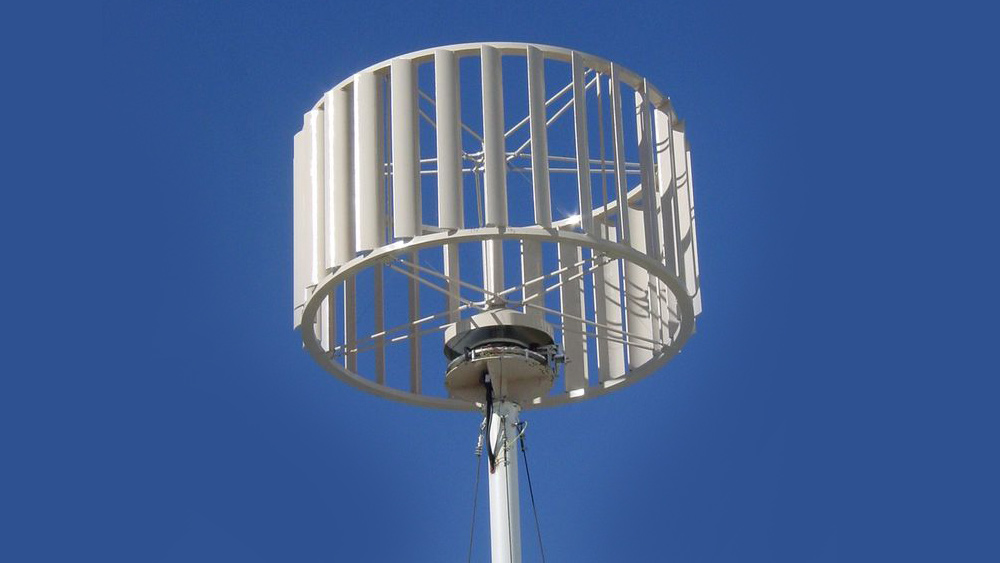 Vertical-axis wind turbines potential sources of cheaper electricity in urban and suburban areas, researchers discover