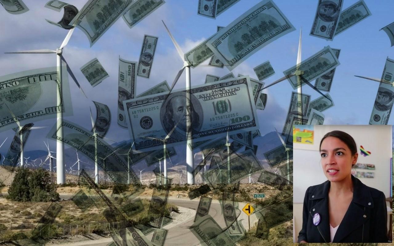 cortez & money wind power
